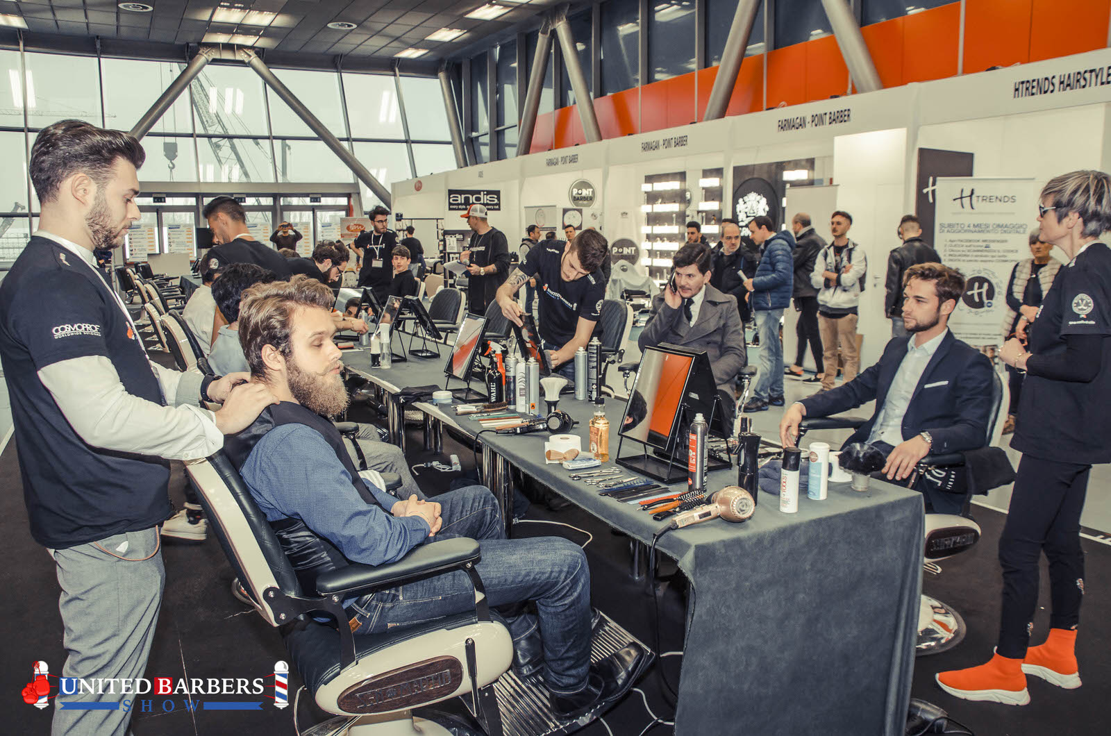 United Barber Show 2019 - Cosmoprof
